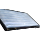 Boat Solar Thermal hot water heating kit - flat plate panel, 12v pump - fits to existing water cylinder