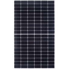 495W JA Solar Mono Half Cell Panels - High Power Mono PERC - Silver Frame
