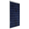12V 250W Budget solar kit with used Bisol panel, Budget MPPT controller and mountings
