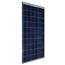 12V 295W complete solar kit with JA Mono panel, MPPT controller and mountings