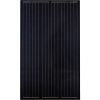 12V 325W solar kit with one JA Black Mono panel, MPPT controller, 115ah battery and mountings