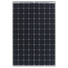 340W Panasonic Solar Panel - Mono HIT N Series Black frame - Delivery Only