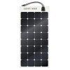 110W Semi flexible Monocrystaline Solar Panels - SunPower SPR-E-Flex-110 Panel - Stick down