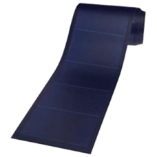 12V 115W fully flexible stick down panel kit with Victron MPPT controller perfect for a boat, Hymer, T5, T6, Caravans etc