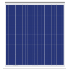 12V 50W Bimble Solar Panel  700 x 510 x 30mm - New A Grade - small size to fit small spaces on vans and boats