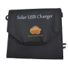 Travel Solar USB Charger 6W - With high efficiency Sunpower Cells - Intelligent controller for Apple devices, iPhone, iPad, Minirig